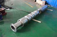 90℃热水使用的井用潜水泵_大流量口径