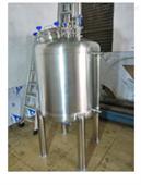 500L不锈钢酵母回收罐