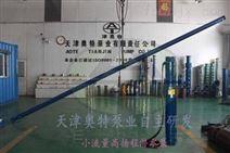 坚固耐用的高扬程电潜泵_小直径_油田采油