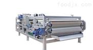 水木清带式压滤机器