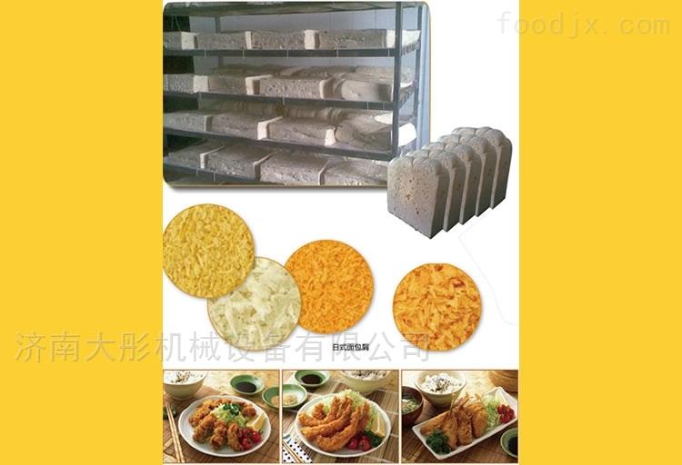 面包糠生产线整套设备商业配方