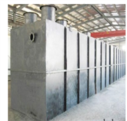 家禽屠宰污水处理设备溶气气浮机