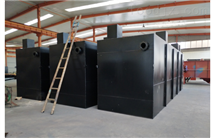 CTWSZ一体式污水处理设备机