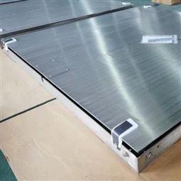 不锈钢带框平台秤 2000kg双层防腐蚀地磅