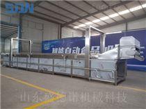 SDN-800大型海产品速冻生产线