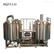 100升-100升小型啤酒设备