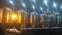 精酿啤酒设备生产厂家
