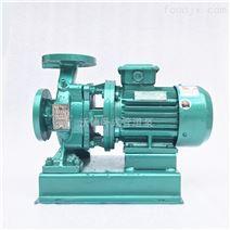 惠州沃德臥式管道泵高樓供水增壓泵