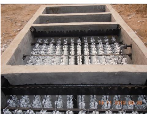 义堂镇中心卫生院废水处理工程