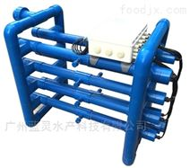 漁悅 紫外線消毒器 藍靈水族水處理