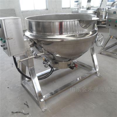 杀菌设备~小型燃气夹层锅