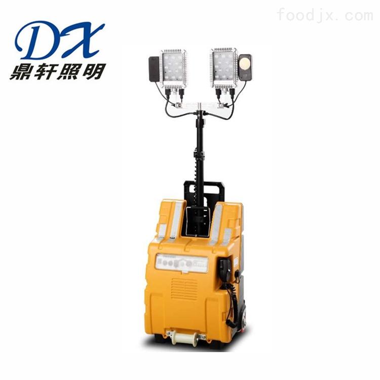 价格BJQ6128升降移动照明系统2*48W