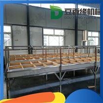 一次成型仿手工腐竹机 优质耐用腐竹生产线