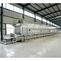 成套烫皮烘干设备 生产江西铁板干的机器