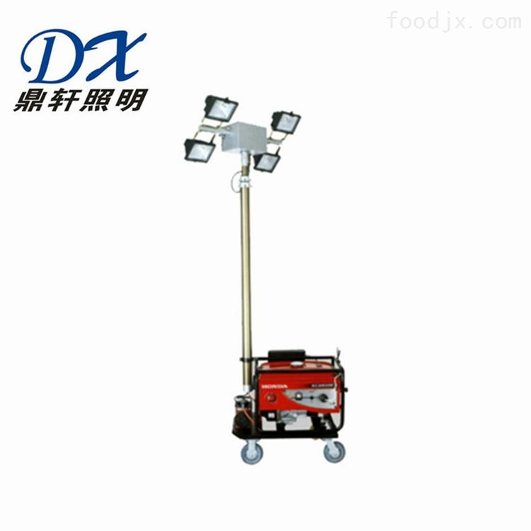 鼎轩照明SFD6000E遥控自动升降工作灯发电机
