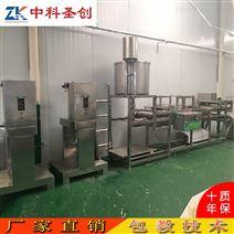 延吉做干豆腐的設備 自動豆腐皮機械