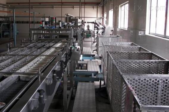 沙丁鱼罐头生产线设备