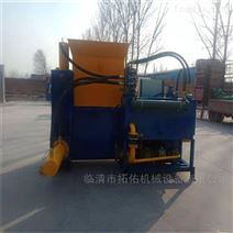 南京青贮秸秆方包打包机 青贮液压套袋机