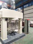 重庆600升强力分散机 双组份硅酮结构胶设备