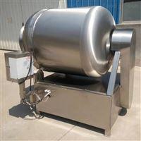 鸡肉腌制设备厂家~小型肉制品滚揉机