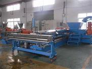 橡胶板材挤出机,橡胶片材设备(图示)