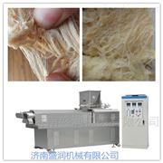 TSE65-s时产200公斤大豆拉丝蛋白设备供应厂家