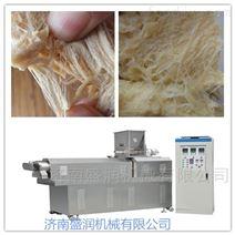 时产200公斤大豆拉丝蛋白设备供应厂家