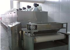 小麦微波熟化设备