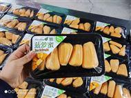 MAP-JY600菠萝蜜全自动气调保鲜包装机