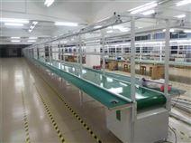 皮带输送线 可拼装爬坡物品输送生产线