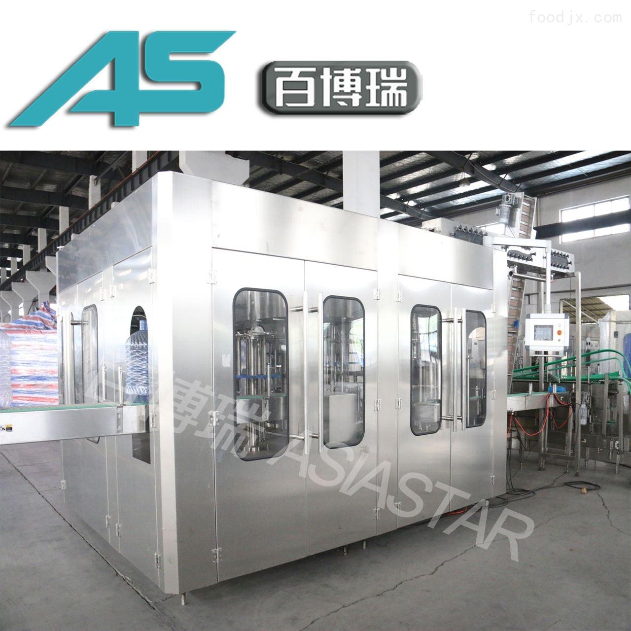 5-15L支装水生产线 水灌装机
