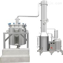 實驗型100L植物精油蒸餾提取設備
