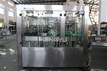 玻璃瓶果汁、豆奶灌装生产线