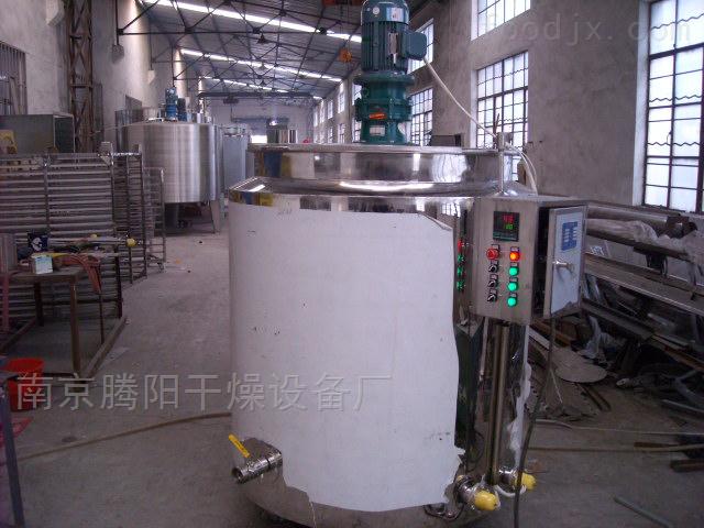 KF-500L移动式多功能电加热恒温搅拌缸