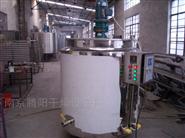 干燥設備廠家~移動式電加熱恒溫攪拌缸