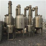 低价转让二手单效蒸发器