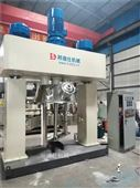 江西1100L强力分散机 硅酮玻璃胶生产设备