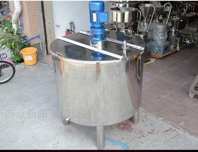 不锈钢多功能外盘管反应锅