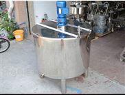 不锈钢小型食品加工设备导热油加热反应釜