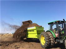 廠家直銷有機肥撒肥機 農田雞糞撒糞車