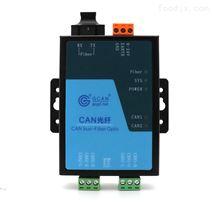 广成科技GCAN-208型can 转光纤工具