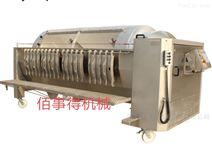 气囊压榨机 封闭压榨 防止氧化 出汁率高