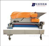 鏈板式葡萄脫梗機用於葡萄前處理的設備