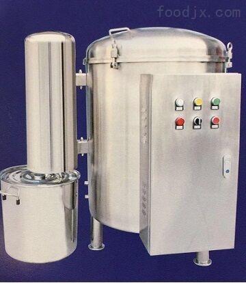 全自动酿酒发酵蒸馏一体机