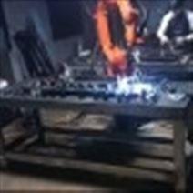 餐桌焊接機器人