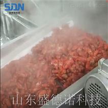 小龙虾快速蒸煮机
