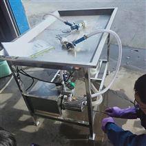 驢牛肉鹽水注射機 手動8針肉類淀粉注射器