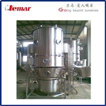 1500Kg/h配方顆粒臥式沸騰干燥機