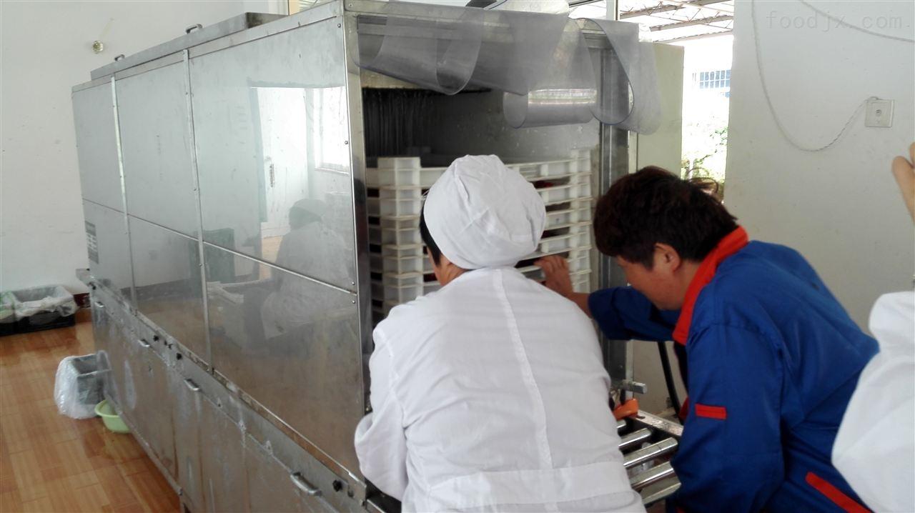 樱桃产业化发展重要设备樱桃预冷机