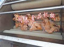 毛刷輥豬頭清洗機 自動洗豬蹄豬耳機器